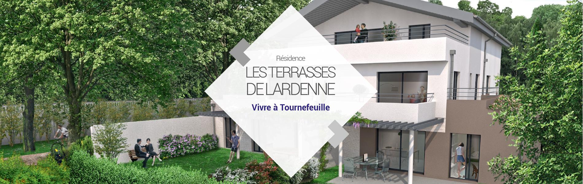 BG Promotion - Slide - Les Terrasses de Lardenne