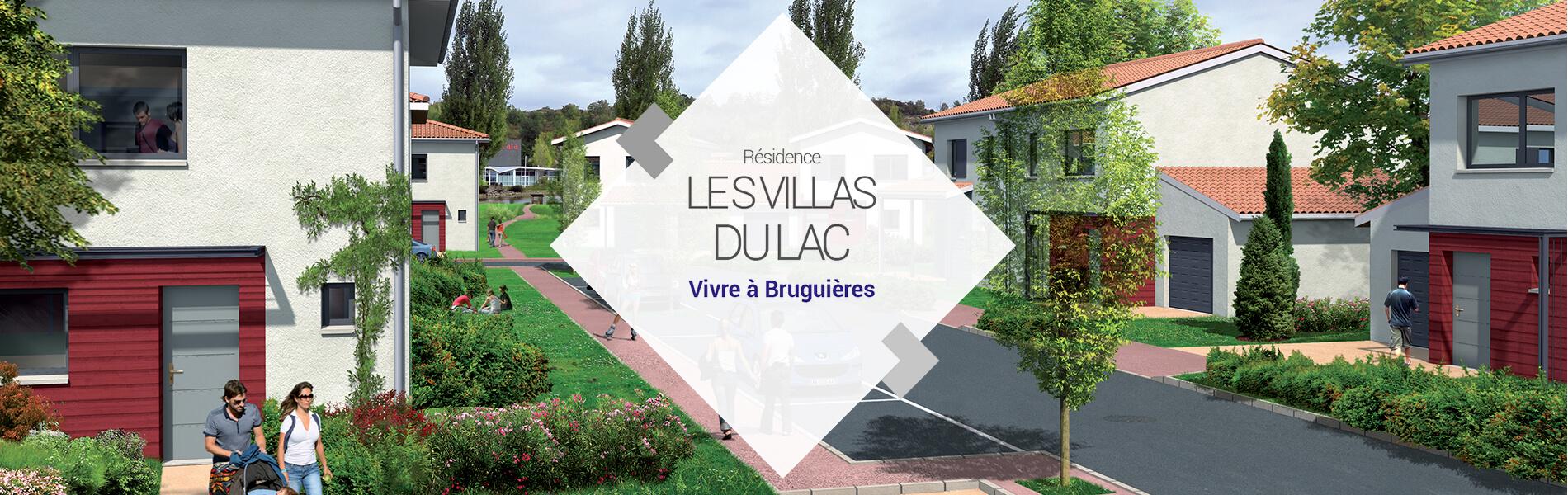 Les Villas du Lac - BG Promotion