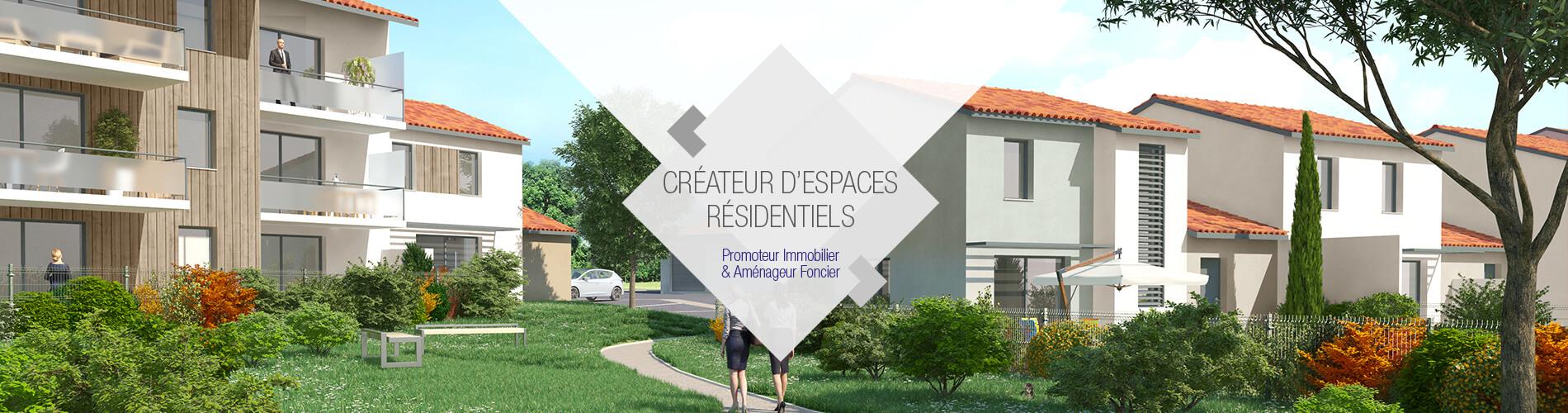 BG Promotion - Créateur d'espaces résidentiels