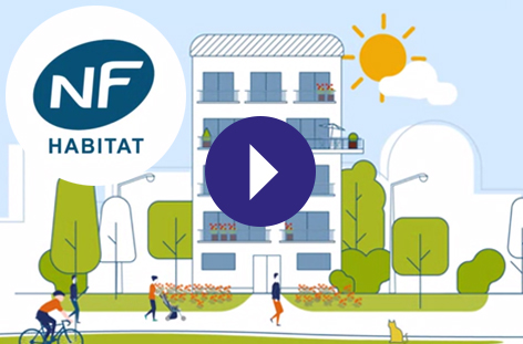 BG Promotion - Vidéo NF Habitat