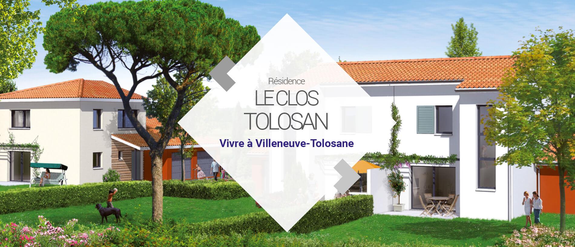 BG Promotion - Slide Vidéo 3D - Le Clos Tolosan