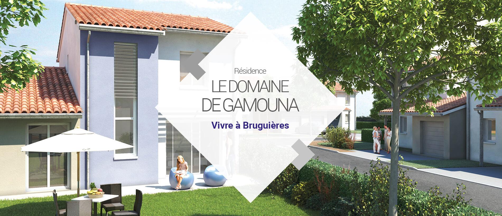 BG Promotion - Slide Vidéo 3D - Le Domaine de Gamouna