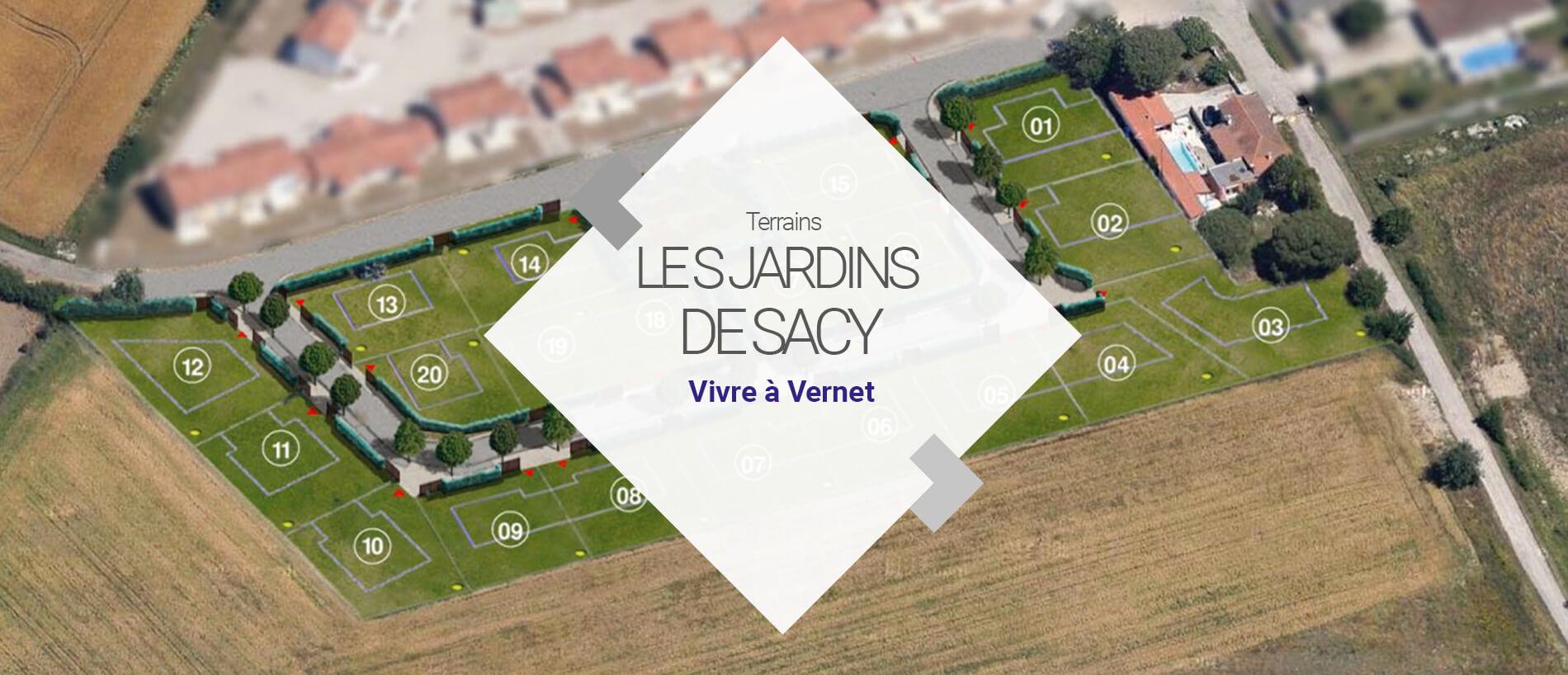 BG Promotion - Slide Vidéo 3D - Les Jardins de Sacy